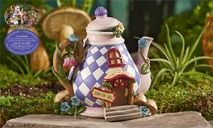 Mini World Teapot Diamond Detail Alice in Wonderland Miniatures New