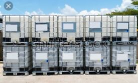 IBC storage tanks - ideal for water