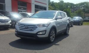 2013 Hyundai Santa Fe 2.0L Turbo Sport SE AWD Leather interior,