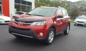 2013 Toyota RAV4 XLE AWD Power Sunroof