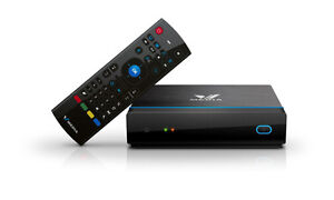 VMedia Quad Core Android box and smart remote