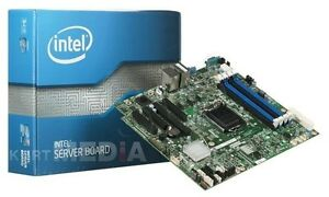 NEW --- Intel® Server Board S1200BTSR LGA1155