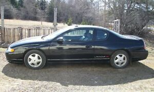 2001 Chevy Monte Carlo SS Coupe Super Sport