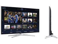 Damaged ** Samsung UE40H6400 40 inch 3D LED Smart TV HD Freeview HDMI WiFi *broken screen*