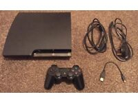 Sony Playstation 3 PS3 - 3.55/4.81 Dex Console - 5 Games Included