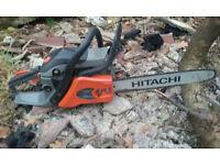 Hitachi CS 33 EB Chainsaw