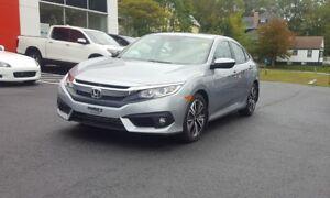 2016 Honda Civic Sedan EX-T Turbo New/Demo vehicle