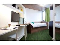 Available Studio from January to September (1 WEEK FREE) at The Curve Student Accommodation zone 1
