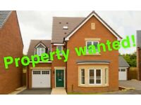Property wanted all bills £800-£900