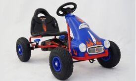 Kids go kart brand new in box