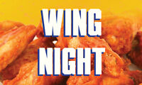 Wing Night Member