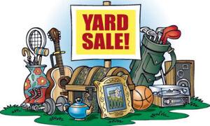 Multi Family Yard Sale - Port Colborne