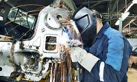 TSSA cert. welding services