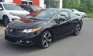 2014 Honda Civic Coupe Si VTEC DOHC 205HP