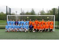 New players wanted, join South London football team, play football in London : REF92HG2