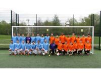 URGENT! Football team looking for players. Find football. 11 aside football. SOCCER UK