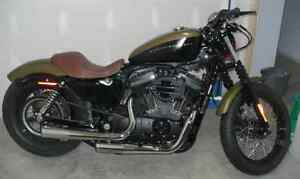 Sportster nightster STAGE 4