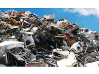 FREE SCRAP METAL COLLECTION IN FIFE AREA
