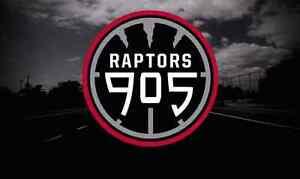 Raptors 905 Fri Dec 9th 7:30pm Centre Court
