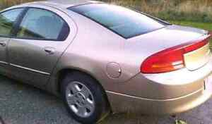 2004 CHRYSLER INTREPID SE - 150000 Ks - CLEAN IN OUT - NO RUST
