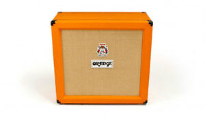 Orange PPC412 4 X 12″ Closed Back Speaker Guitar Cab cabinet
