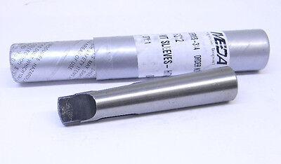 NEW MEDA MORSE TAPER DRILL SLEEVE ADAPTER MT1 Socket to MT2 Shank (2215012)