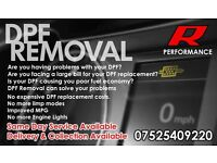 DPF REMOVAL SERVICE FOR ANY CAR NO MORE DPF ISSUES DELETE REMAPPING SPEED LIMITER LIFETIME WARRANTY