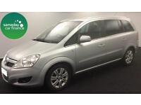 Vauxhall/Opel Zafira 1.7CDTi 16v ecoFLEX 2011.5MY Elite