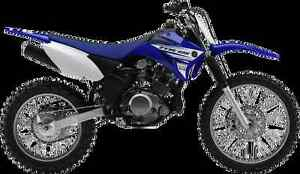 2016 YAMAHA TTR 125LE IN STOCK
