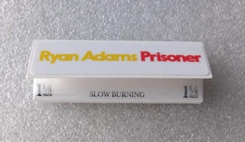 Ryan Adams Prisoner rolling papers promo swag new. not vinyl rsd cd colors 1989