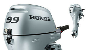 Honda 9.9 Portable Marine Engine