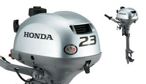 2017 Honda BF 2.3 outboard - GREAT DEAL !!