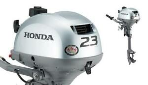 Honda BF 2.3 Outboard Engines - Great Deal $955.00 plus $100 discount if DUCKS member