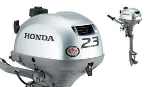 Honda BF 2.3 Outboard Engines - Great Deal $979.00 plus $100 discount if DUCKS member