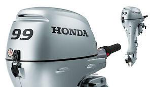 Honda 9.9 Portable Marine Engine