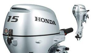 9999 Honda Marine 15DK3SHC BF15 outboard