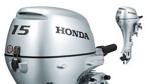 9999 Honda Power Equipment BF15 outboard BF15 outboard