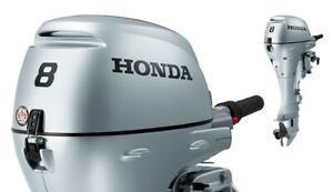9999 Honda Power Equipment BF8 outboard BF8 outboard