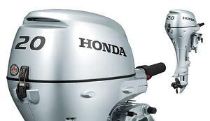 Honda BF20 Marine Engine