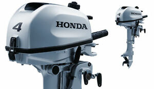 2017 Honda BF4 Outboard Motor - Great Deal !!