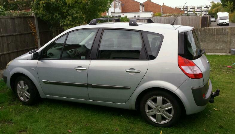 Renault scenic dynamiqe 1.5dci 2004