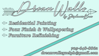 Dream Walls - Affordable Painting & Wallpapering