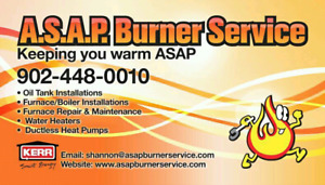 Furnace cleanings