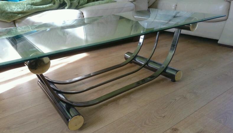 Glass coffee table in Stevenage Hertfordshire Gumtree : 86 from www.gumtree.com size 789 x 450 jpeg 41kB