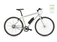 GTECH ELECTRIC BIKE - USED TWICE