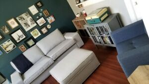 1 room for rent in two bedroom flat, May 1