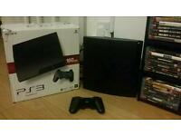 Ps3 160 GB 28 games urgent