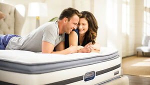 Simmons BeautyRest Cool Summertime Savings! *SAVE $650*(Caledon)