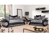 Luxurious Sheldon sofas with ## free footstool