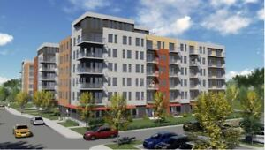 3 1/2 condo in laval for rent   parking included